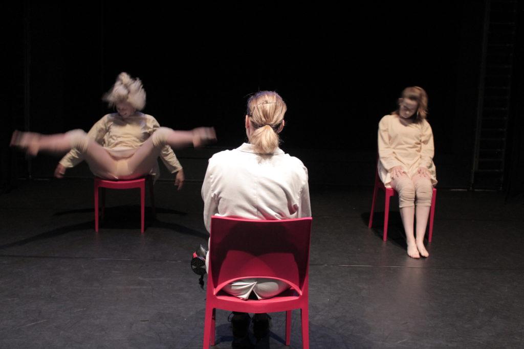 Risk horror theatre costume Rotterdam