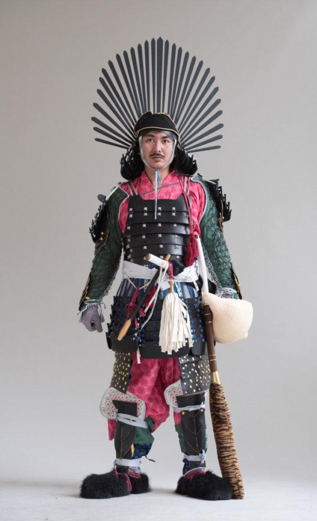 interpretation of Toyotomi Hideyoshi samurai
